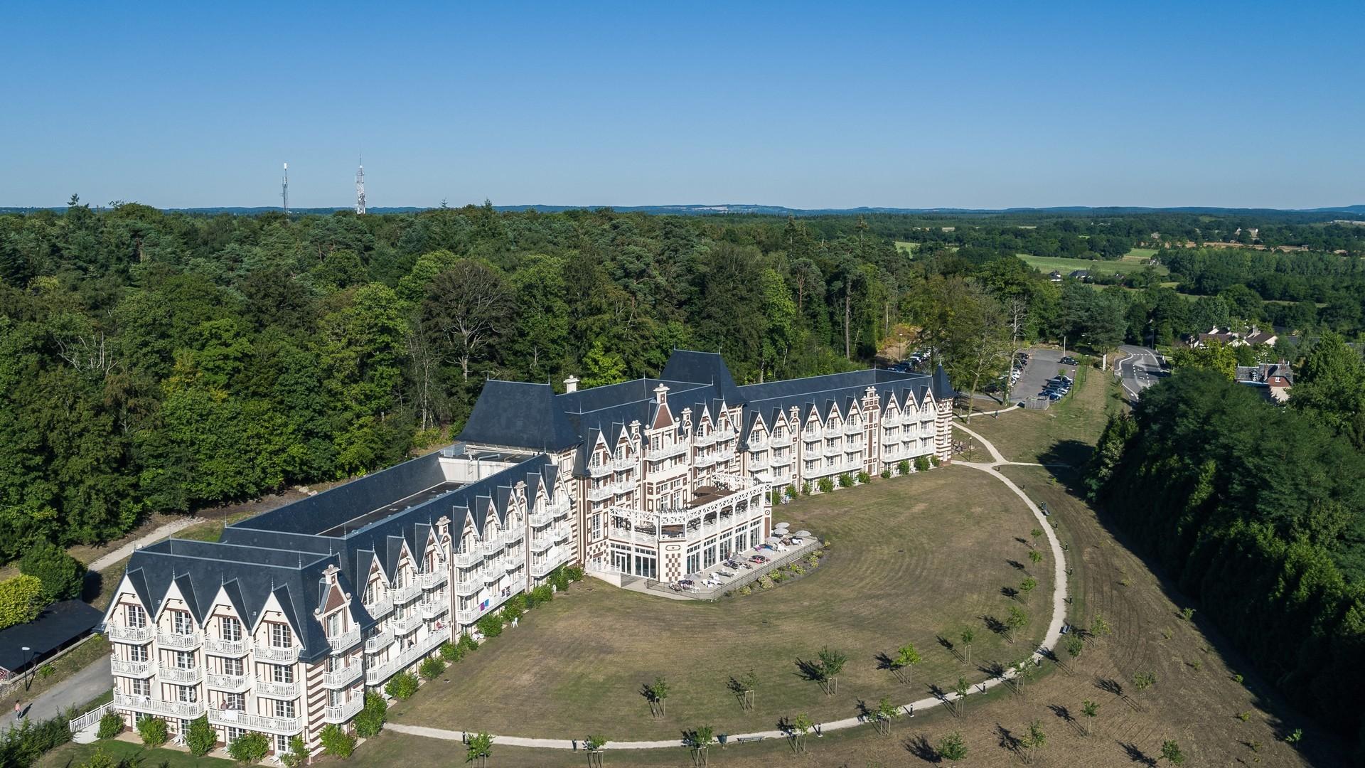 Résidence de Tourisme (165 lits) à Bagnoles-de-l'Orne